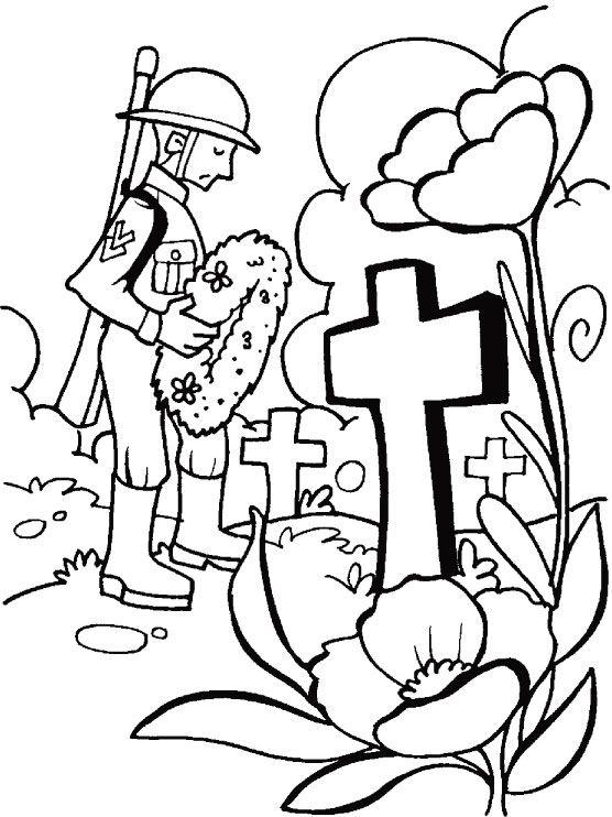 Clip Art Anzac Day.
