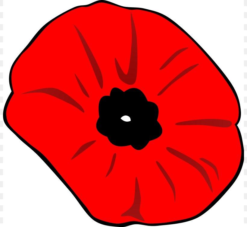 Armistice Day Remembrance Poppy Clip Art, PNG, 800x752px.