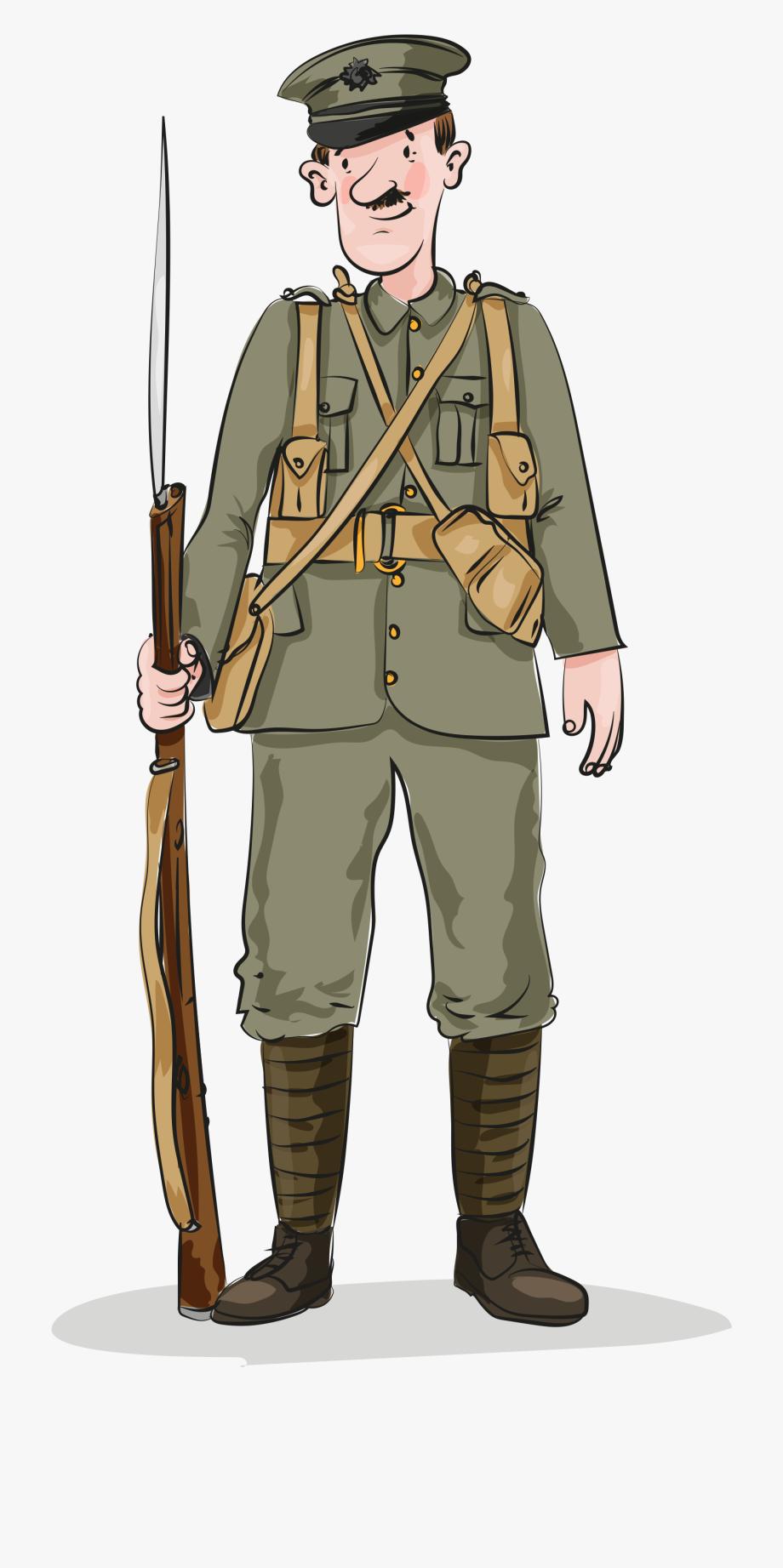 Wwi Soldier.