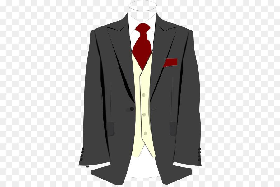 Anzug Krawatte Hemd Clip.