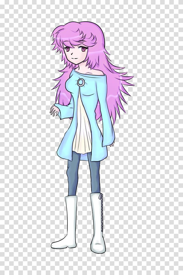 Sketch Fairy Illustration Mangaka Human hair color, ao dai.