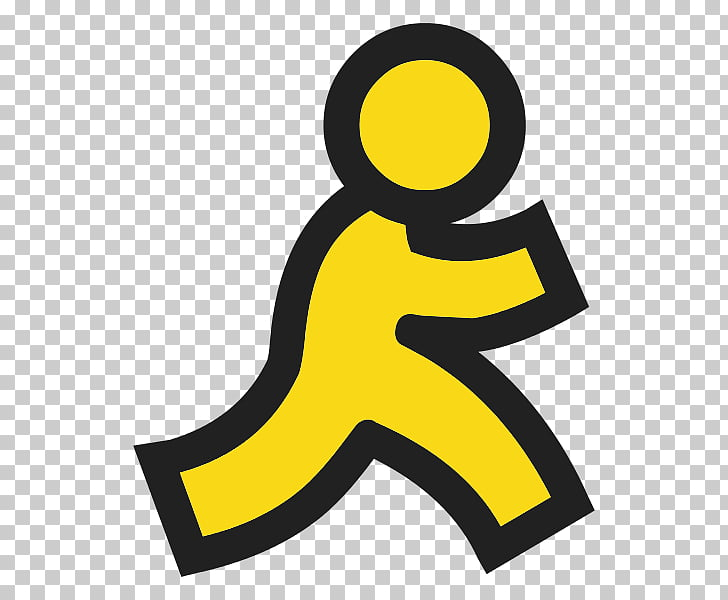 AIM AOL Instant messaging Message Email, aim PNG clipart.