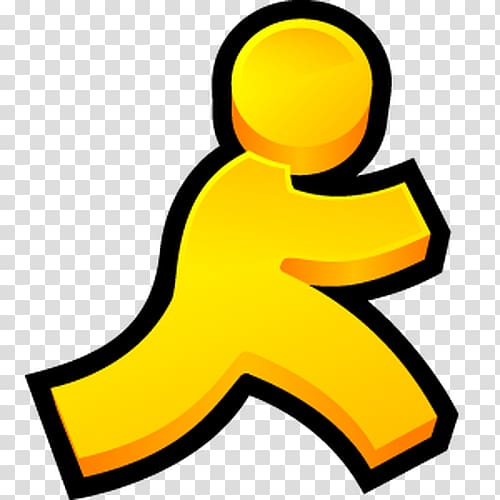 Computer Icons AIM AOL Instant messaging , aim transparent.