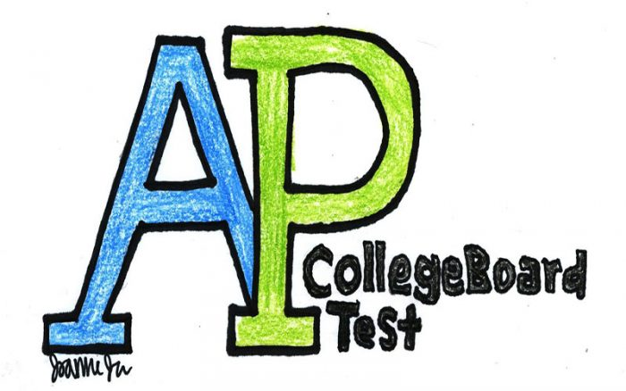 Students, teachers look ahead to AP exams.