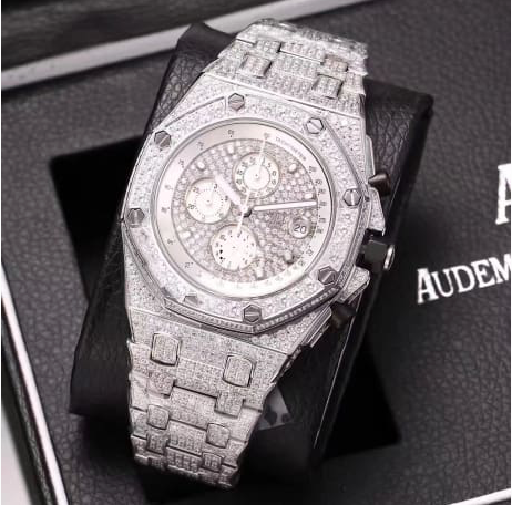 Audemars Piguet Royal Oak Iced.
