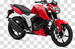 Tvs Apache transparent background PNG cliparts free download.