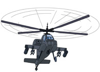 Free Helicopter Clipart.