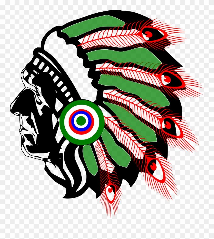 Apache Indio Logo Clipart (#4544801).