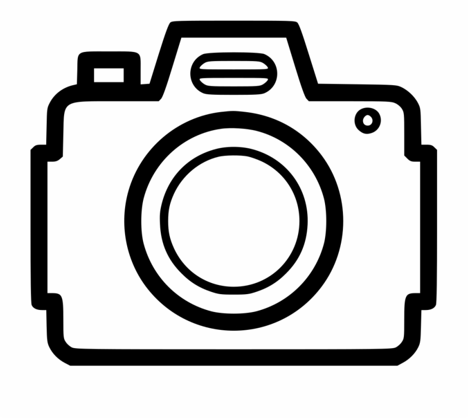 Camera Stamp Icons Png Aparat Fotograficzny Clipart.