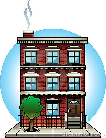 868 Apartment free clipart.