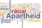 Clipart of Apartheid background concept k6673181.