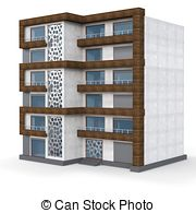 Apartment block Illustrations and Clipart. 2,822 Apartment block.