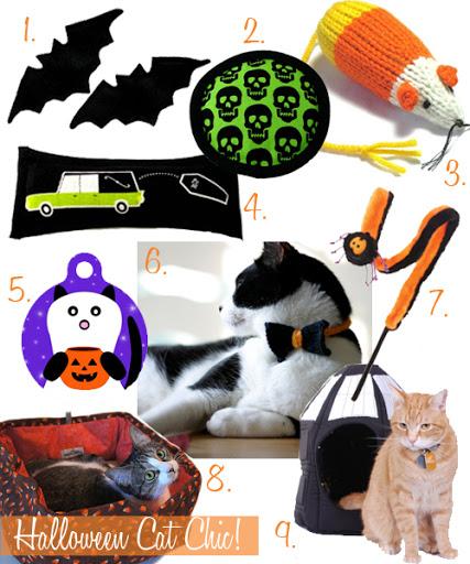 Catsparella: Halloween Cat Chic + Apartment Guide $50 PetSmart.