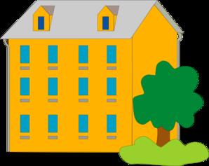 Apartment Clipart.