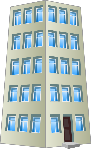 Gray Apartment Clip Art at Clker.com.