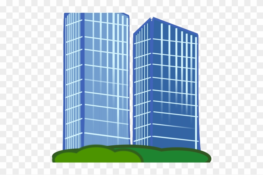 Apartment Clipart Icon.