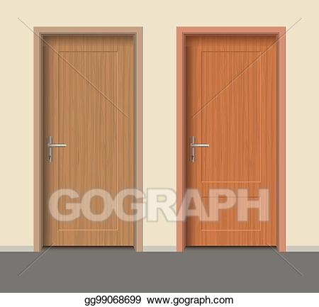 Door clipart apartment door, Door apartment door Transparent.