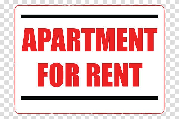 Apartment for rent signage, Apartment For Rent Sign.
