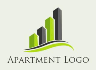 Free Apartment Logo Maker.