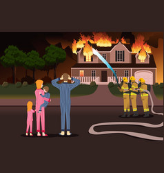 House Fire Clipart Vector Images (68).