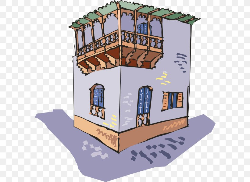 Apartment House Clip Art, PNG, 594x597px, Apartment.