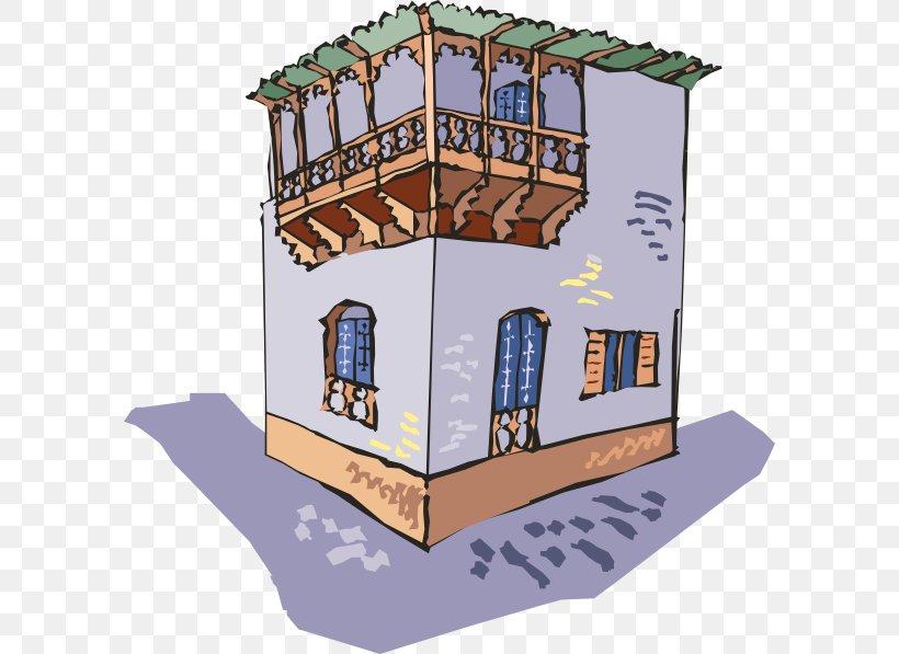 Apartment House Clip Art, PNG, 594x597px, Apartment.