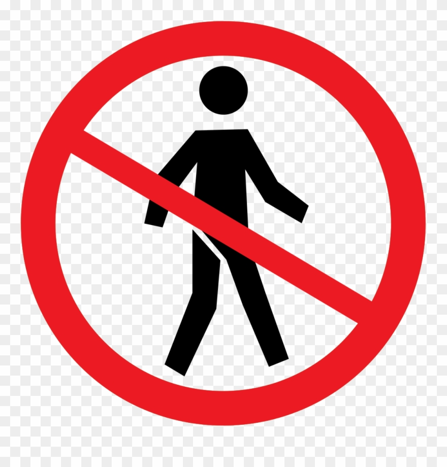 No entry clipart clipart images gallery for free download.
