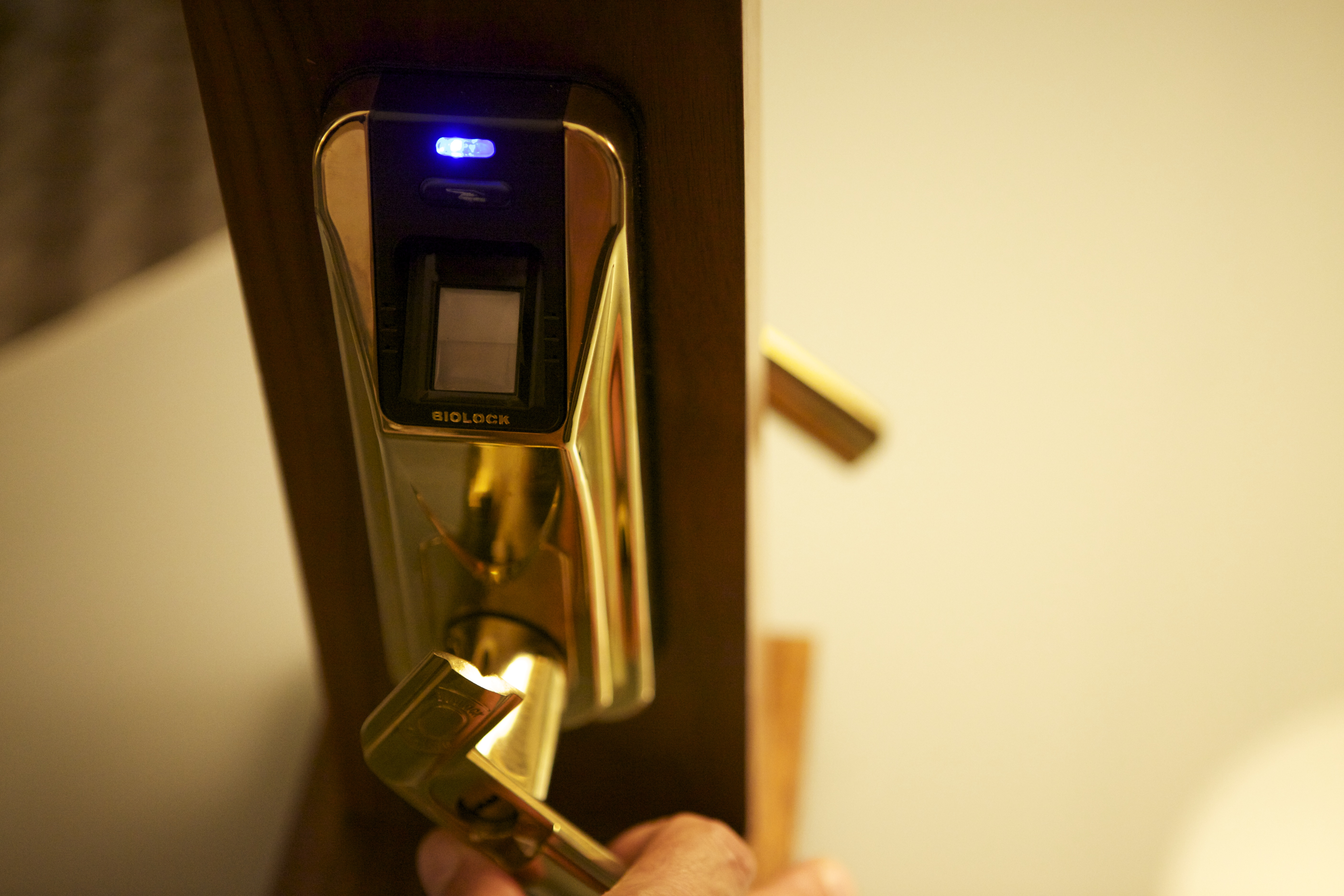 Biometric and Other Locks Fail to Foil Hackers at DefCon.