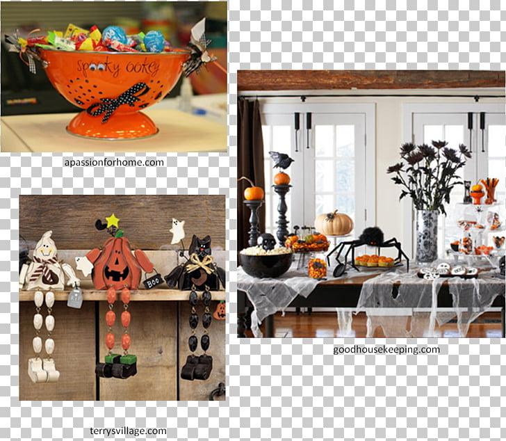 Halloween Party Feestversiering Idea Apartment, Halloween.