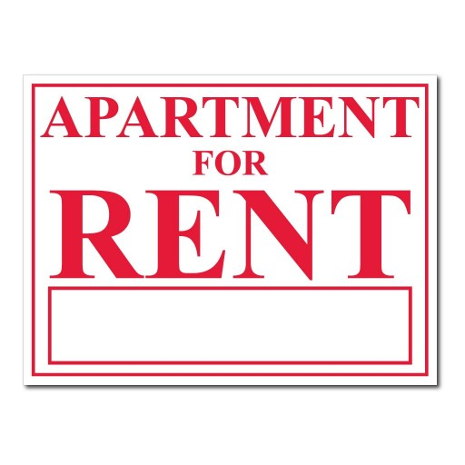 Apartment for Rent Signs Clip Art, for rent sign zazzle apartment.