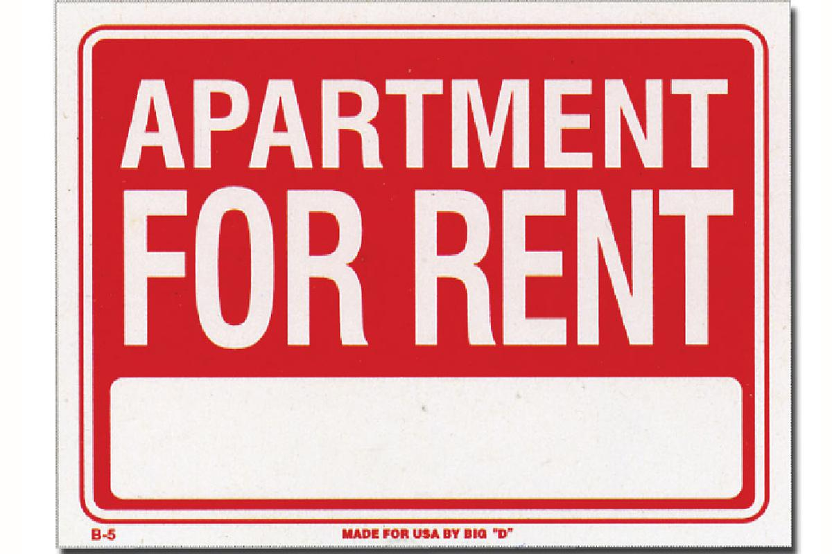 apartment for rent yard sign for rent sign zazzle apartment for.