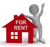 Apartments for Rent Clip Art.