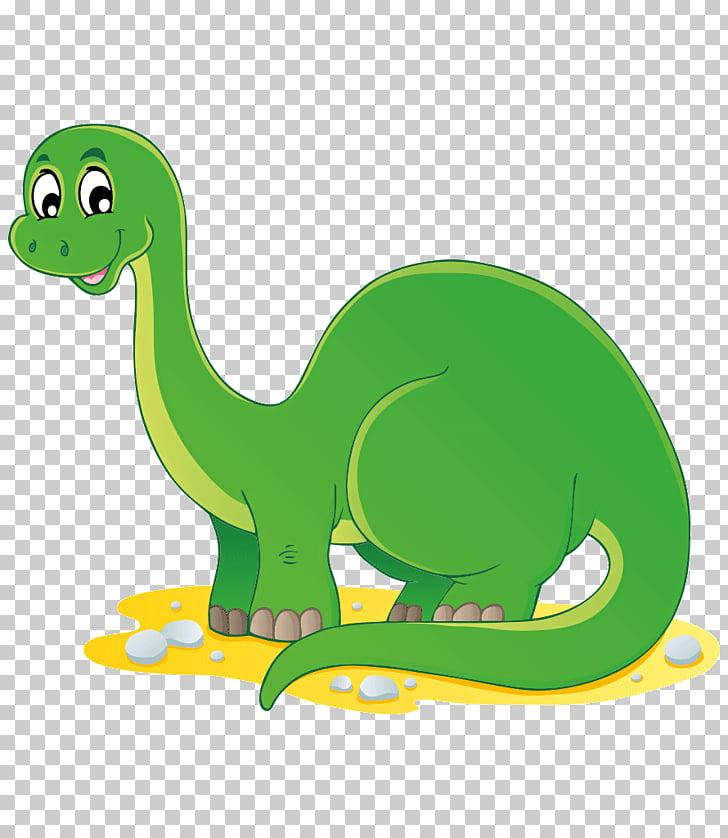 Brontosaurus Apatosaurus Tyrannosaurus Dinosaur , dinosaur.