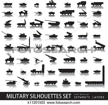 Clipart of Military k11201503.