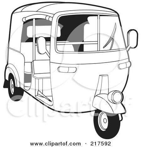 Image result for outline images of land transport auto.
