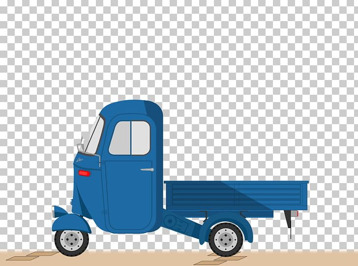 Piaggio Ape Car Motorcycle PNG, Clipart, Animation, Ape.