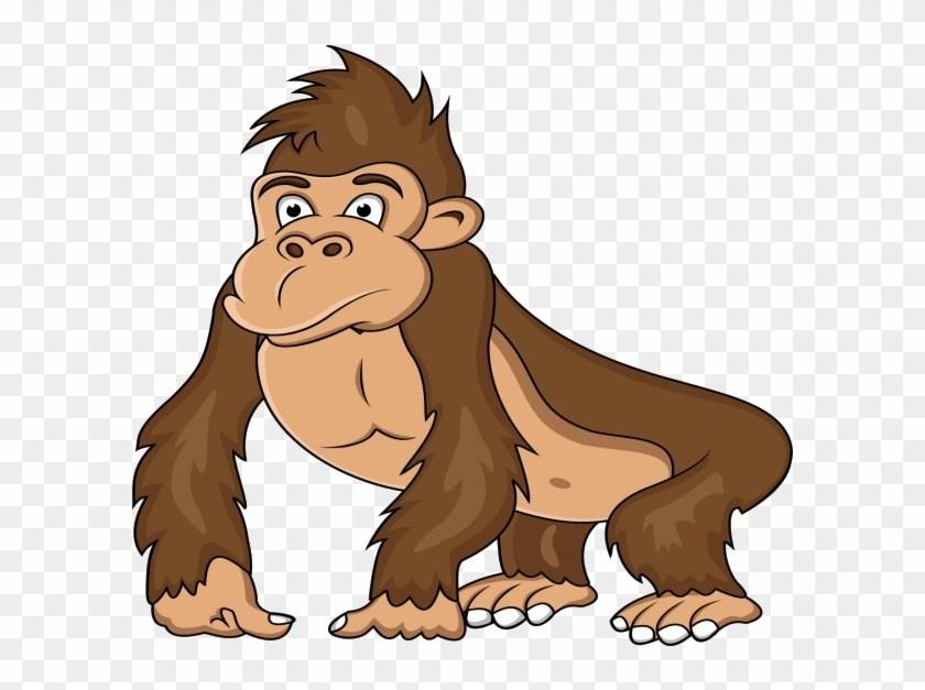 Clipart ape 3 » Clipart Portal.