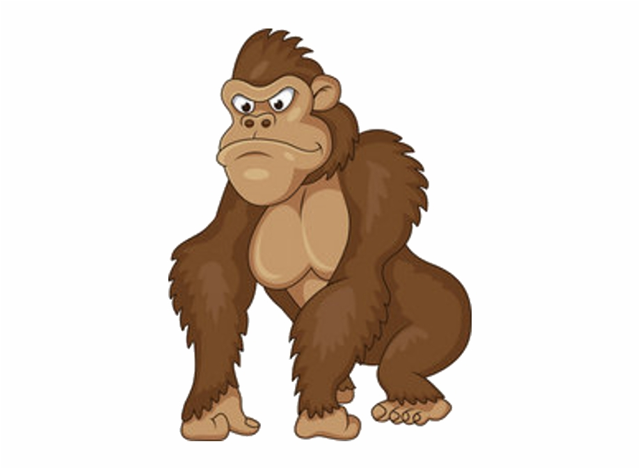 Banner Free Download Ape Clipart Monke.