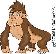 Ape Clip Art.