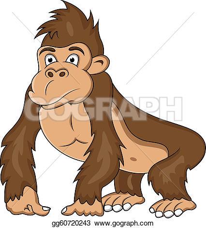 Apes Clip Art.
