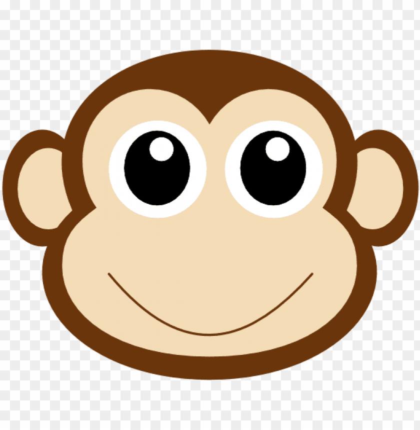 monkey 1 clip art at clker.