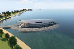 Lifting the lid on APEC Haus PNG for APEC Summit 2018.