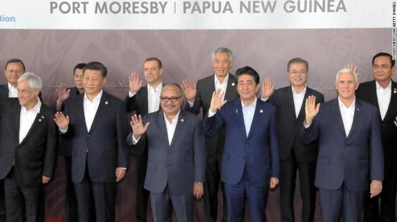 Economic forum ends without joint communique.