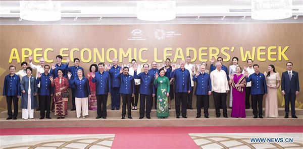 Trump at APEC could spark regional shift.