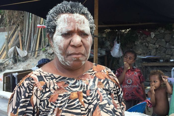 Papua New Guinea rolling out red carpet for APEC but locals living.