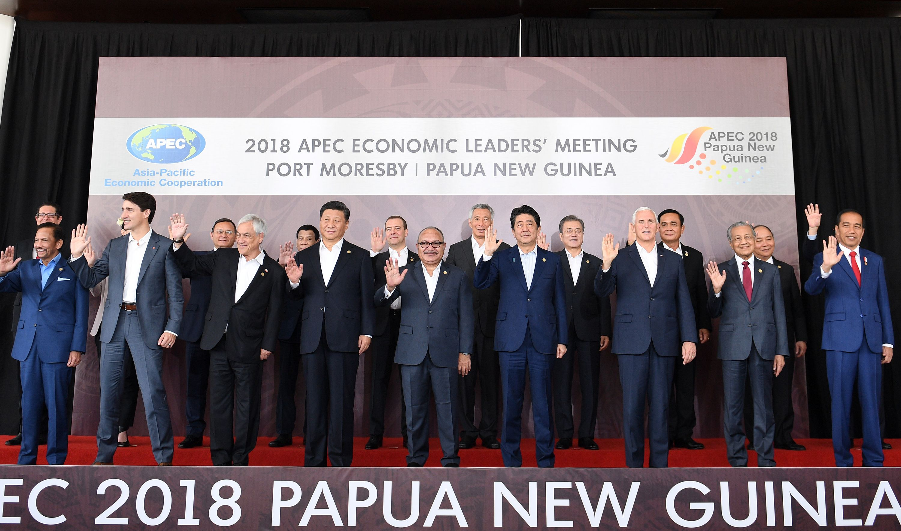 APEC Ends In Disarray After U.S..