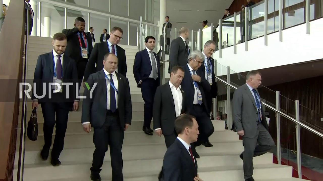 Papua New Guinea: Leaders finish up at APEC Summit 2018.