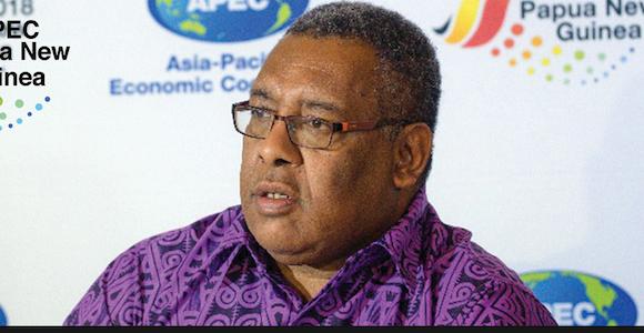 Five questions for: Papua New Guinea's Ambassador to APEC, Ivan.