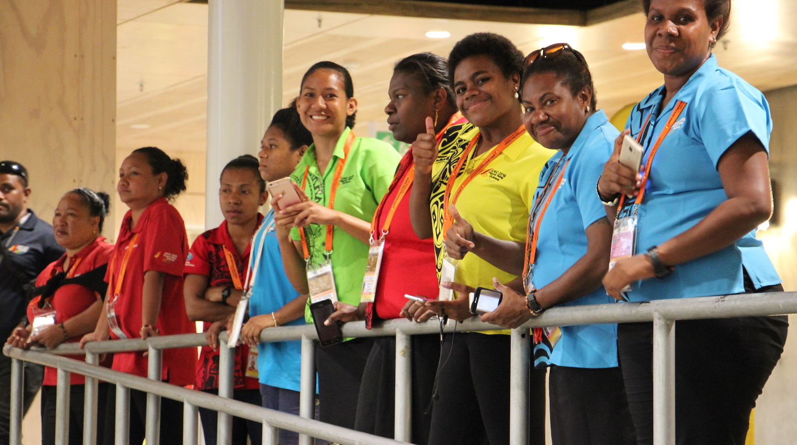 Conflict, romance, and PNG: the APEC Summit.