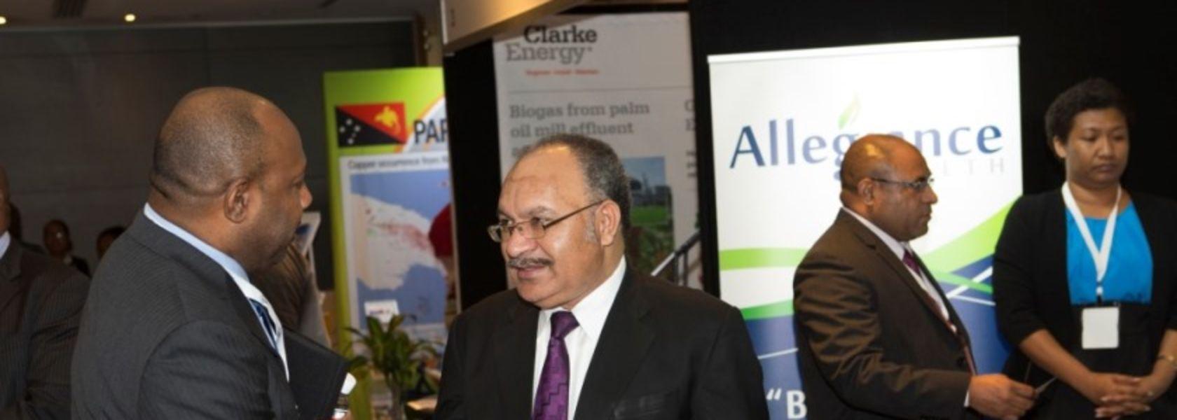 APEC high on agenda at mining expo.